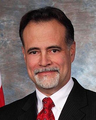 2018 Alaska State Senate election - Image: Senator Peter Micciche (cropped)