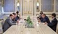 Senator Robert Menendez, CODEL, Kyiv, Ukraine, Sept. 1, 2014 (14929310747).jpg