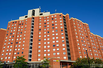 Seneca College - Student residence on Newnham campus