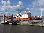 Sentinel at Liverpool Cruise Terminal - 2012-08-31 (11).JPG