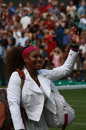 2012 WTA Tour - Serena Williams won two slams and an Olympic gold in singles