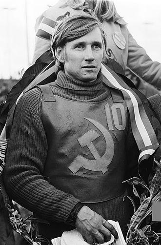 Sergey Tarabanko - Sergey Tarabanko at the 1978 World Championships