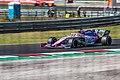 Sergio Perez during Hungarian Formula 1 Grand Prix.jpg