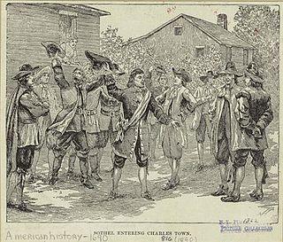 Seth Sothel Colonial proprietor and governor of the Province of Carolina,