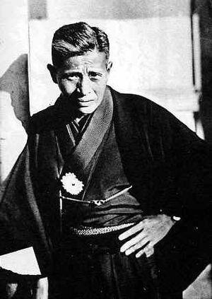 Shōzō Makino (director) - Shōzō Makino sometime in the 1920s.
