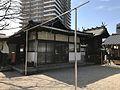 Shaden of Hiyoshi Shrine near Kurume Station.jpg