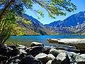 Shady Spot, Convict Lake, Sierra Nevada Range, CA 2016 (32567701791).jpg