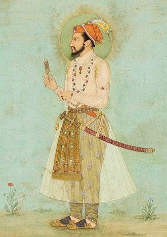 Mughal emperors - Image: Shah Jahan I of India
