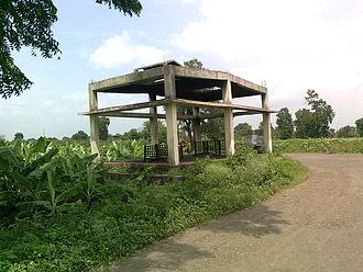 Shmashana - Shamshana outside Indian village