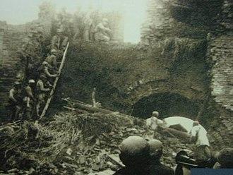Chinese Civil War - Shangdang Campaign (1945)