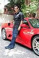 Sharman Joshi promotes 'Ferrari Ki Sawaari' at IIFA 2012 01.jpg
