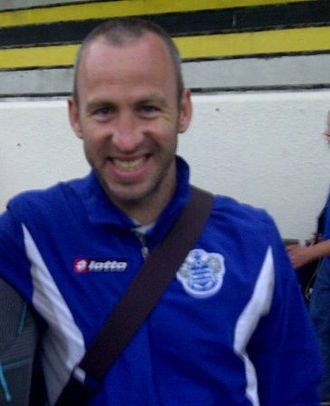 Shaun Derry - Derry with Queens Park Rangers in 2011
