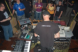 Detroit Electronic Music Festival - Shawn Rudiman, Festival, and the DTM FREE After Party, day one of 2009 festival