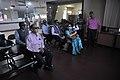 Shefali Shah Along With NCSM Dignitaries Watching 3D Film - NCSM HQ - Kolkata 2017-12-14 6464.JPG