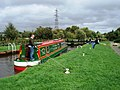 Sheffield Lock, Kennet and Avon Canal, Theale - geograph.org.uk - 1149632.jpg