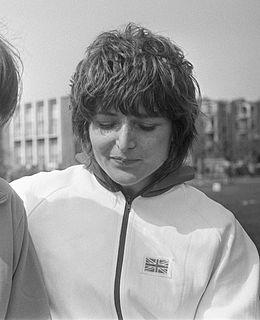 Sheila Carey British middle-distance runner