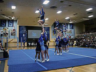 Ross Sheppard High School - Ross Sheppard Cheer Team