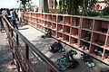 Shoe Rack - Taj Mahal Complex - Agra 2014-05-14 3939.JPG
