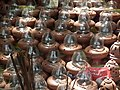 Shop selling from Lalbagh flower show Aug 2013 8703.JPG