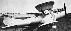 Short Silver Streak - The Silver Streak at Farnborough in February 1921