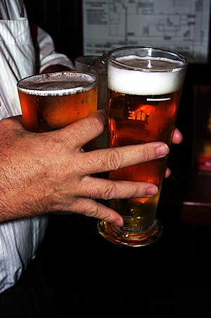 """Drinking culture in Australia - """"Rounds"""" or """"shouting"""" are a common norm of drinking etiquette."""