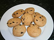 Shrewsbury biscuits (with fruit)