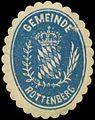 Siegelmarke Gemeinde Rottenberg W0356551.jpg