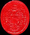 Siegelmarke Königlich Oesterreichische Franz Joseph Orden W0221772.jpg