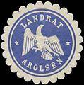 Siegelmarke Landrat Arolsen W0364993.jpg