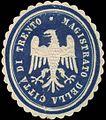 Siegelmarke Magistrato della citta di Trento W0322880.jpg