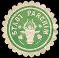 Siegelmarke Stadt Parchim W0246859.jpg