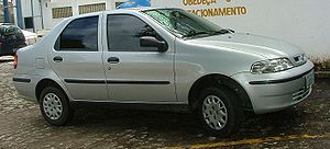 Fiat Siena - 2001 Fiat Siena