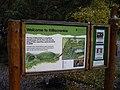 Sign at Killiecrankie visitors centre - geograph.org.uk - 1588217.jpg