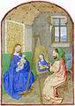 Simon Marmion St Luke painting the Virgin.jpg