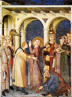 San Martino Chapel - Image: Simone Martini 034 bright