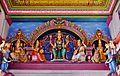 Singapore Tempel Sri Mariammam Innen Decke 3.jpg