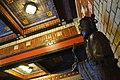 Sint Hubertus Hoge Veluwe 0064 - Dining room ceiling (detail).jpg