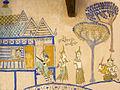 Sinxay forcing Soumountha to leave the Palace of her husband, Nyak Koumphan.jpg