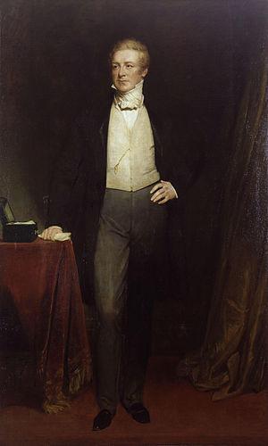 First Peel ministry - Sir Robert Peel