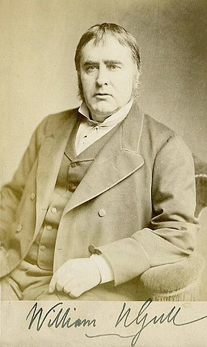 William Gull - Image: Sir William Gull signed