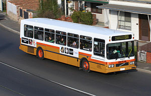 Bus Safety Act - Sita Buslines route service bus.