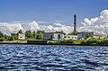Skats uz Jaunciema vecās cukurfabrikas pusi - panoramio.jpg