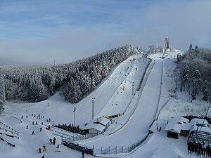 Skiliftkarussell Winterberg - Skiliftkarussell Winterberg