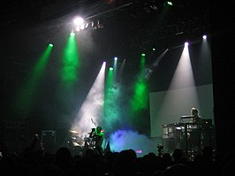Skinny Puppy live at London Astoria, August 10 2005 3.jpg