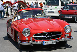 Mercedes-Benz 300 SL - Mercedes-Benz 300 SL