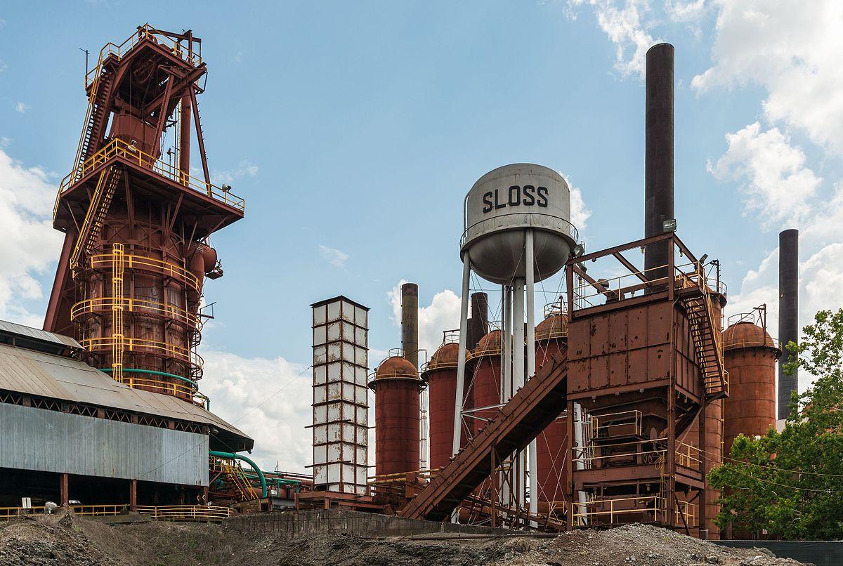Sloss Furnaces Wikipedia