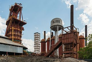 Sloss Furnaces United States historic place
