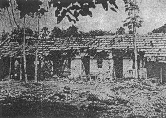 Direct Action Day - More than 300 Oriya laborers of Kesoram Cotton Mills were massacred in the slums of Lichubagan, Metiabruz.