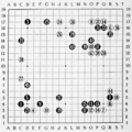 Smith (1908) The Game of Go Plate 31.png