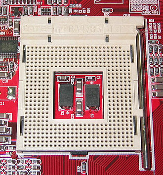 Socket 478 - Image: Socket 478